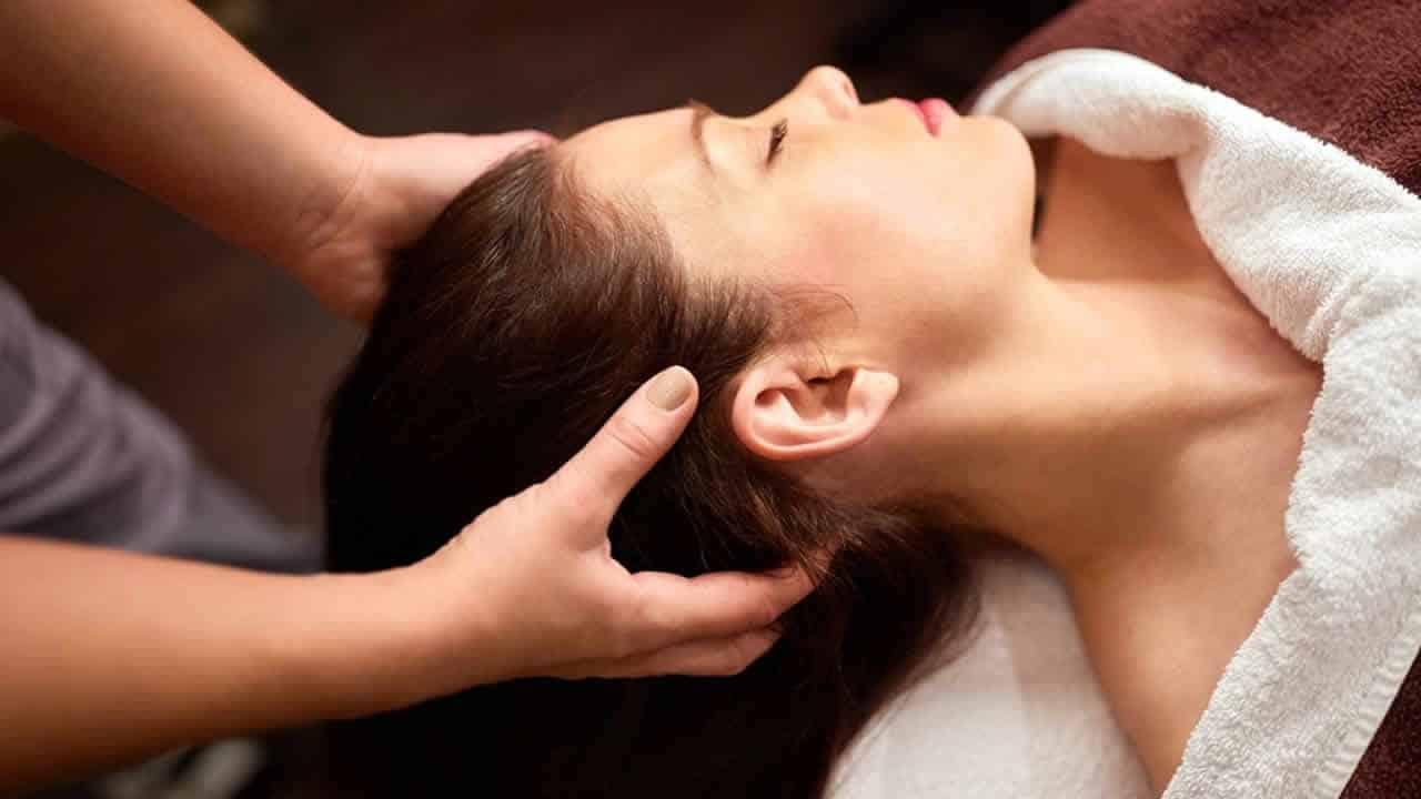 massage tete - Nos prestations